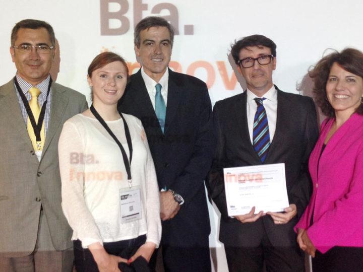Biostop : Prix d'honneur lors des BTA Awards, Innova/Emprende (Innover/Entreprendre)