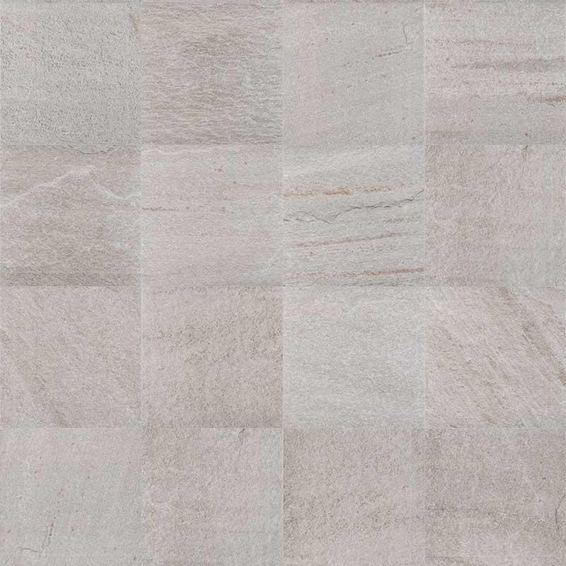 Pavimento de gres porcelánico colección Serena color Griggio