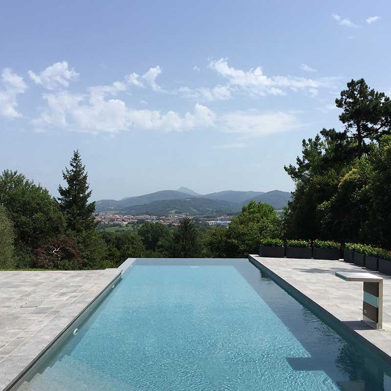 Rosa Gres Infinity private pool