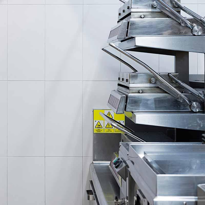 Baldosas bactericida en cocina - Reduce los olores y no es tóxico