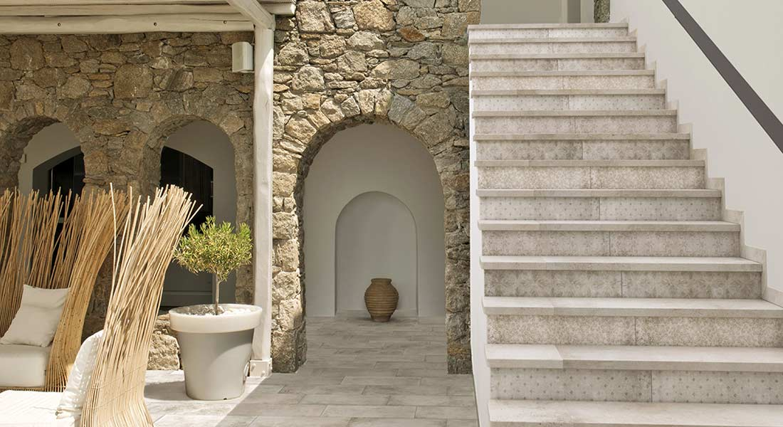 Dreamlike stairs design and functionality requirements - Gres para escaleras ...