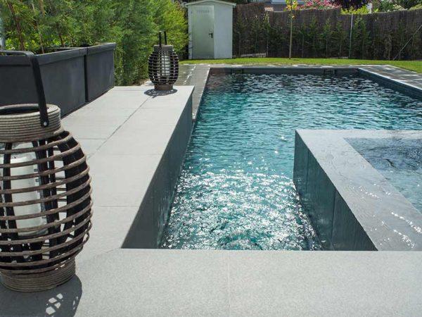 les tendances de la piscine rosa gres. Black Bedroom Furniture Sets. Home Design Ideas