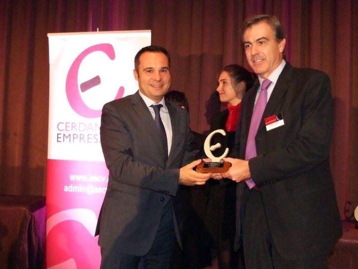 Premio a la Internacionalización para Rosa Gres