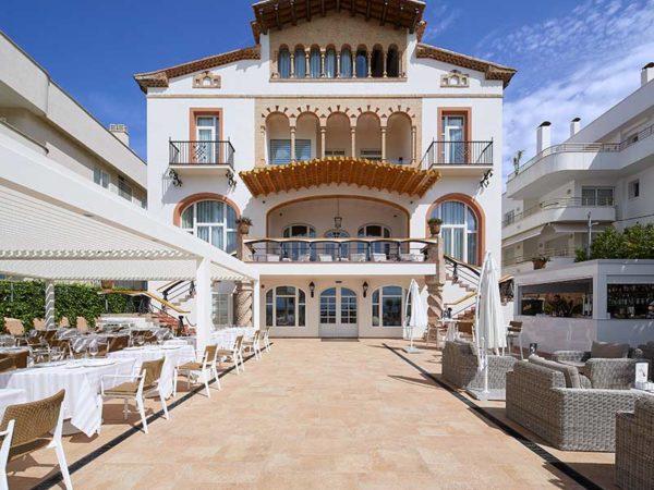 Hotel Casa Vilella Sitges Galería