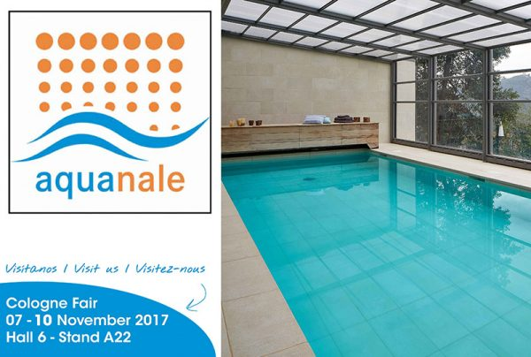 Feria Piscinas Aquanale Cologne 2017