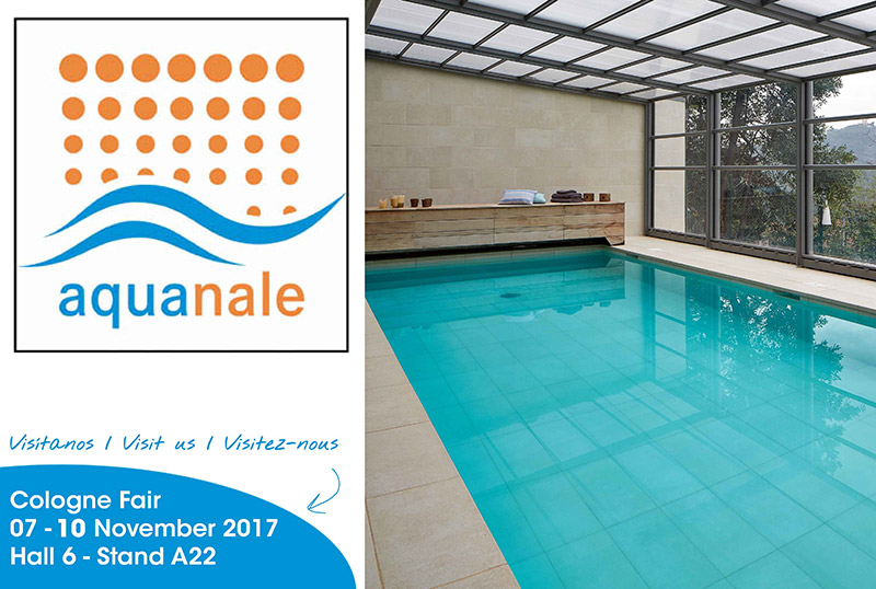 Aquanale Fair de piscine a Cologne