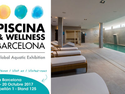 Piscina & Wellness Barcelona 2017