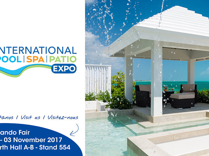 International Pool, Spa & Patio Expo 2017