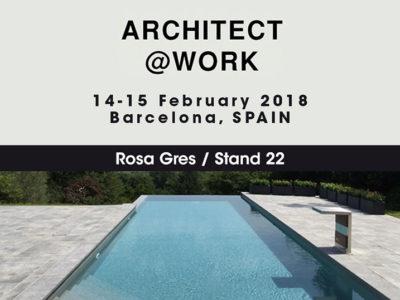ARCHITECT @WORK 2018
