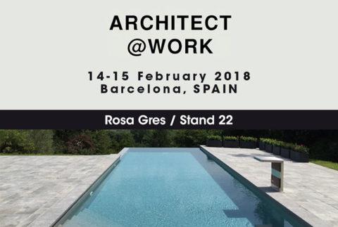 Feria Architect @Work - Rosa Gres