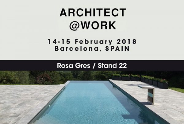 Feria Architect @Work - Rosa Gres