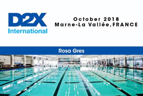 Feria Piscina D2X International Francia 2018