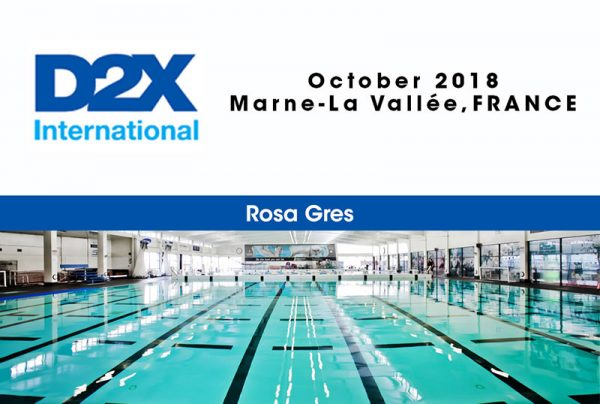 Feria Piscina D2X International Francia 2018