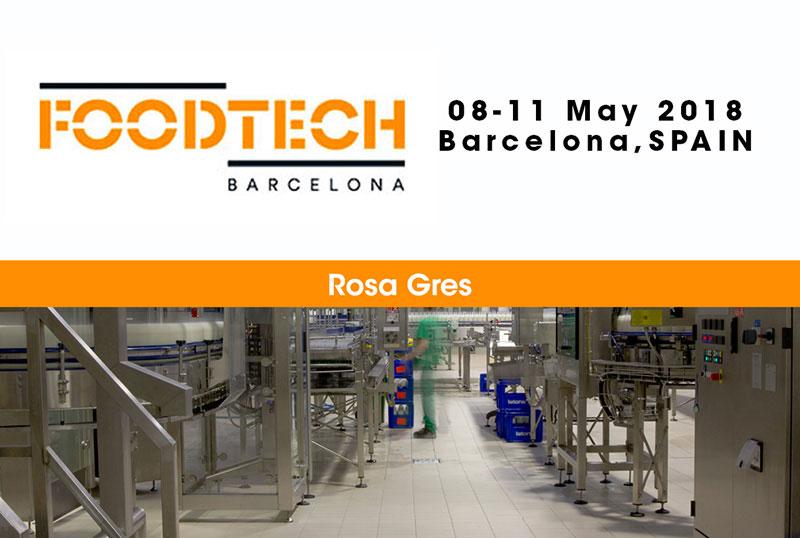 Feria Foodtech Barcelona 2018