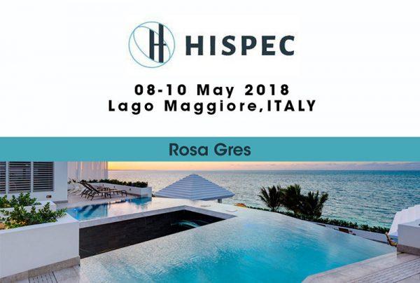 Feria Piscina Hispec Italia 2018