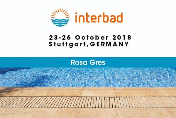 Feria Piscinas Interbad Alemania 2018
