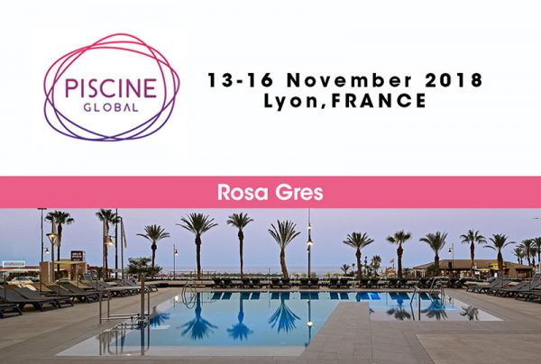 Feria Piscine Global Francia 2018