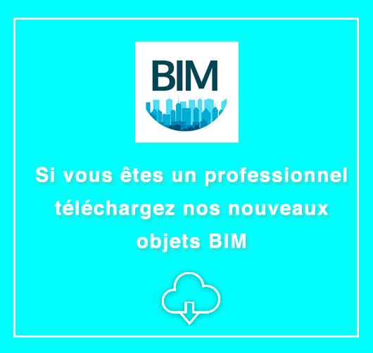 Téléchargez des objets BIM - Espace Professionnel