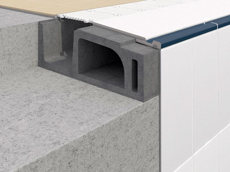 Système de construction pour piscines Horyzon S9 - Système 9