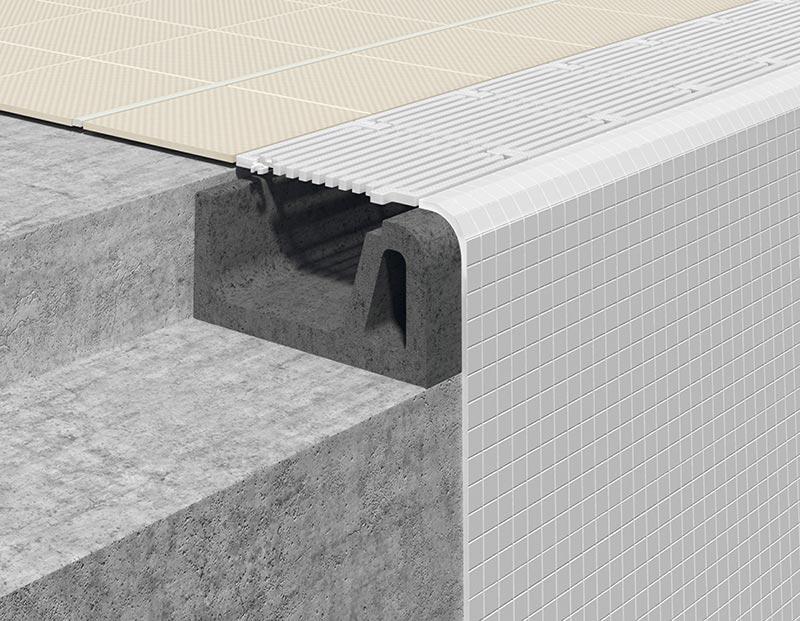 Système de construction pour piscines spa S9 - Système 9