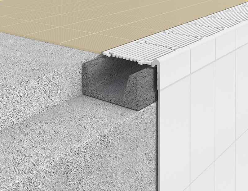 Sistema constructivo para piscinas Wiesbaden S9 - Sistema 9