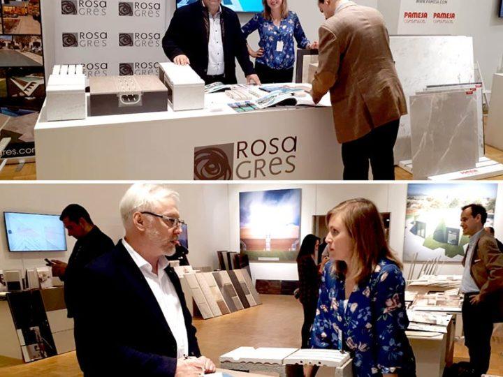 Rosa Gres à l'ArchMoscow 2018