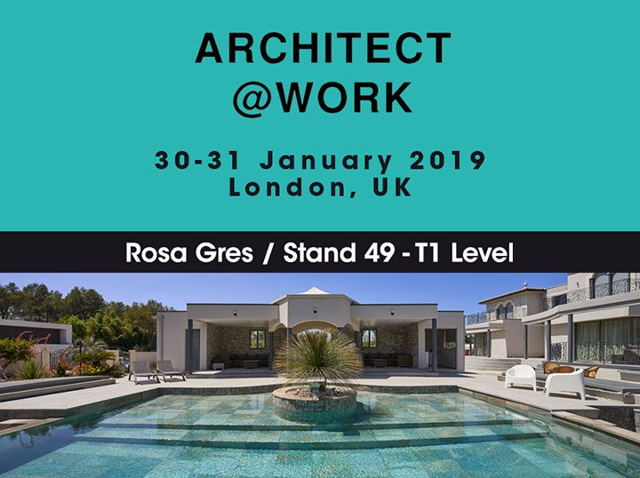 Architect @Work 2019