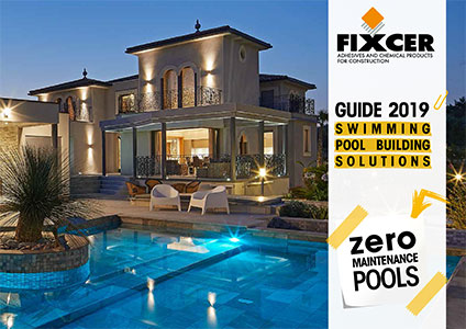 Fixcer: Swimming Pool building Solutions by Rosa Gres