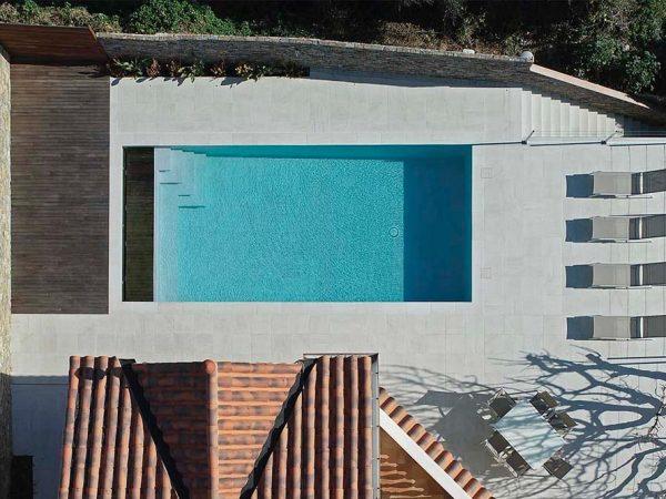 Private Pool Serena Bianco Vazques- Benagues, Garraf