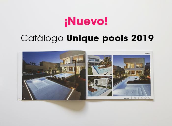 Nuevo Catálogo Unique Pools 2019