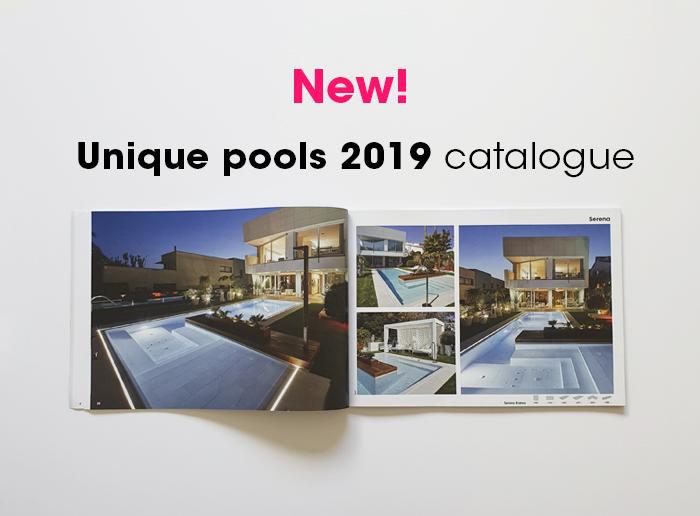 New Unique Pools Catalogue 2019 by Rosa Gres - Movil