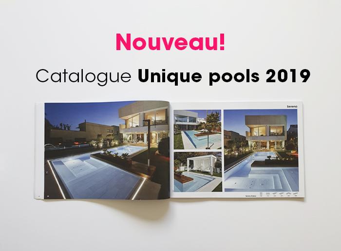 Nouveau Catalogue Unique Pools 2019 - Rosa Gres - Mov