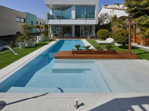 Private Pool. Serena Bianco. Sitges, Spain