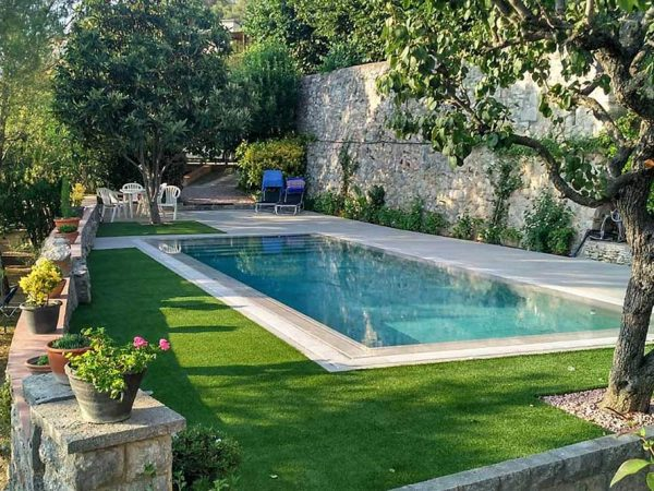 Private Pool. Mistery Grey. Girona, Spain