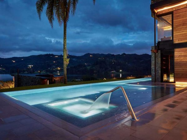 Private Pool. Tao Grey. Medellin, Colombia