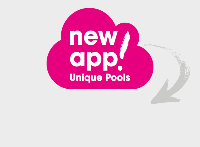 Download Unique Pools App by Rosa Gres