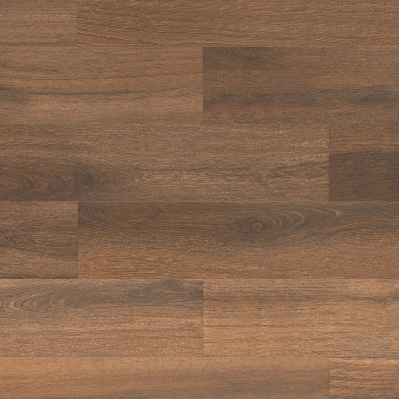 Porcelain stoneware flooring with wood effect Alma Collection color Forest