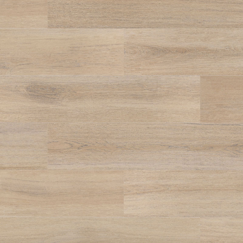 Wood look tile flooring in Porcelain stoneware - Alma Collection color Pure