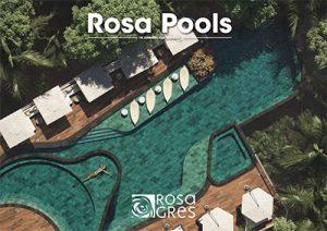 Catalogue de sols en grès cérame Rosa Gres pour piscines Rosa Pools