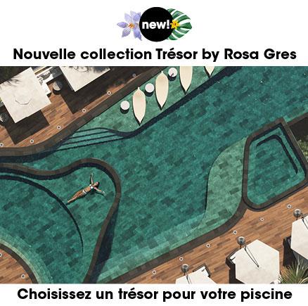 Nouvelle Collection Trésor by Rosa Gres